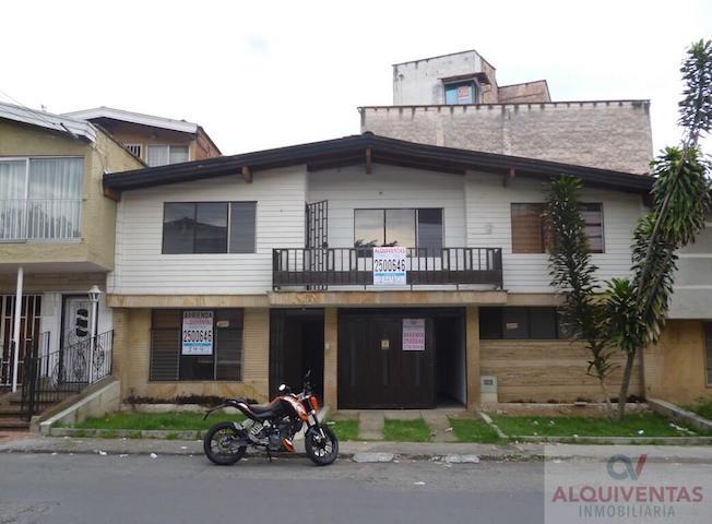 Arriendo CALASANZ Casa